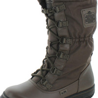 Coach Sage Women's Nylon Cold Weather Hiking Snow Boots