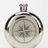 Compass Flask - Urban Outfitters