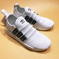 Adidas Originals NMD R1 PK Fashion Trending Sneakers Running Sports Shoes