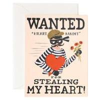 Rifle Paper Co. - Heart Bandit Card