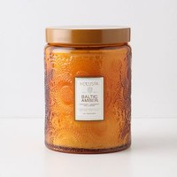 Voluspa Cut Glass Jar Candle