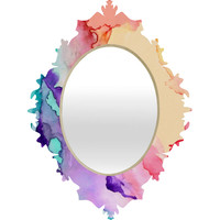 Rosie Brown Color My World Baroque Mirror