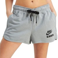 NIKE AIR Women Men Cotton Sports Shorts