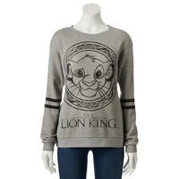 Disney Lion King Simba Sweatshirt - Juniors