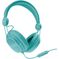 Dreamgear Hm310 Kids' Headphones With Microphone (turquoise)