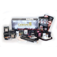 Mehron Celebre Cream Professional Complete Makeup Kit student stage theatrical