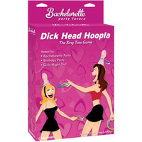 Bachelorette Party Favors Dick Head Hoopla Ring Toss Game