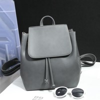 Leather Lovely Backpack Cute Schoolbag Shoulder Bag