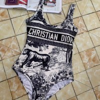 DIOR One-Piece Swimsuit