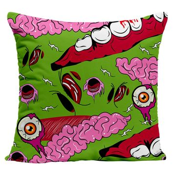 Zombies Pillow