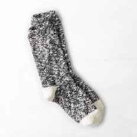AEO STRIPED RAG SOCK
