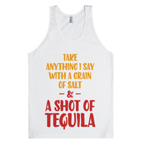 And A Shot Of Tequila