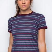 Finn Striped Top