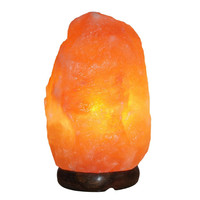 Crystal Allies Gallery dimmable 1.5kg to 2kg natural rock Himalayan Salt Lamp,relieve pressure air purifying  Himalaya Salt Lamp