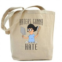 Bob's Burgers Haters Gonna Hate Tote