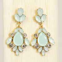 Pale Blue Eve Earrings