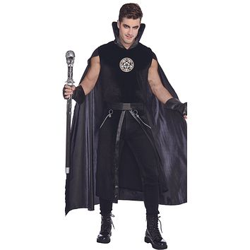 Sexy Prince of Darkness Men's Costume