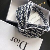 Dior Oblique headband - II