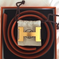 Hermes Belt 42mm Size 95cm (Fits 90cm) 100% Authentic