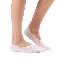 Tavi Noir - Casual Grace No Show Sock | Dahlia Point