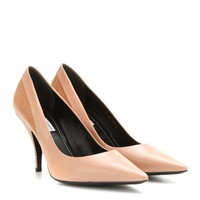 ALL TIME LEATHER PUMPS