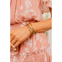 Instant Ease Cuff (Antique Gold)