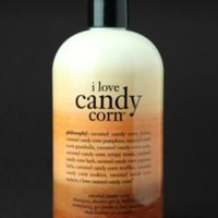 UrbanOutfitters.com > philosophy I Love Candy Corn Bath & Shower Gel
