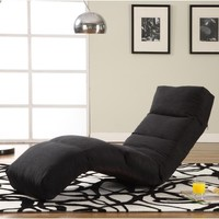 Jet Convertible Chaise Lounge | www.hayneedle.com