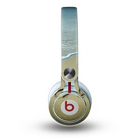 The Love beach Sand Skin for the Beats by Dre Mixr Headphones