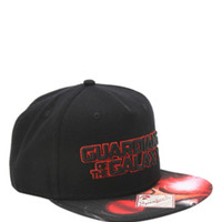 Marvel Guardians Of The Galaxy Star-Lord Snapback Hat
