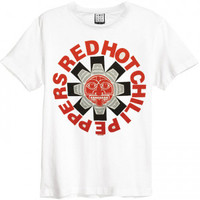 Red Hot Chili Peppers Aztec Slim Fit T-shirt - Red Hot Chili Peppers - R - Artists/Groups - Rockabilia