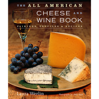 The All-American Cheese and Wine Book, Non-Fiction Books