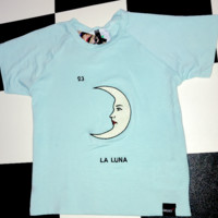 SWEET LORD O'MIGHTY! LA LUNA CROP TEE