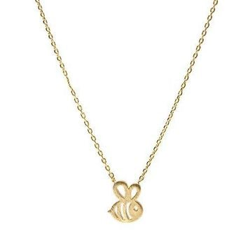 """""""BUMBBLE BEE"""" NECKLACE"""