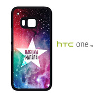 Hakuna Matata Infinity Song A1824 HTC One M9 Case