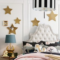 Emily + Meritt Gold Star Magnets