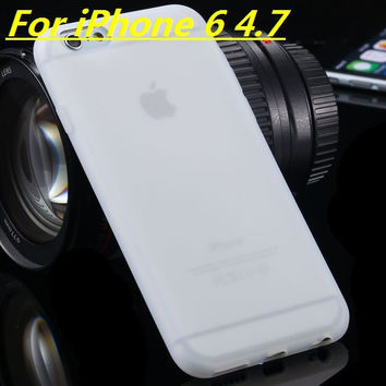 High Quality Silicone Case for iPhone 6