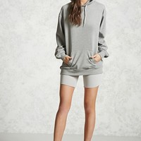 Oversized French Terry Hoodie