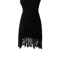 Womens Stretchy Summer Spring Fit and Flare Strapless Mini Dress Cover Up