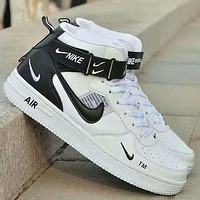 NIKE Women Fashion High-Top Sneakers Sport Shoes