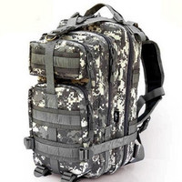 Mission Critical Pro Tactical Backpack Military Molle Bag 20-35L Survival FREE US Shipping