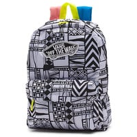 Realm Geo Backpack | Shop Womens Backpacks at Vans