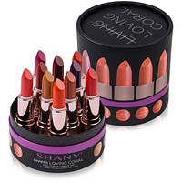 Loving Coral Lipstick Set - 10 Varying Lip Colors