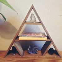 Triangle Shelf - Free Shipping!