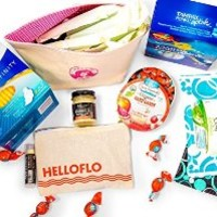 Signature Period Kit - Trust HelloFlo to care for all your needs with this menstrual care package. Get the Best From the Best, You and Your Body Deserve to be Taken Care of!
