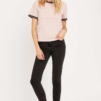 BDG Mid-Rise Ankle Grey Cigarette Jeans - Urban Outfitters