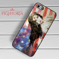 Wonder Woman DC Comic - zFzF for  iPhone 6S case, iPhone 5s case, iPhone 6 case, iPhone 4S, Samsung S6 Edge