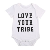 Love Your Tribe Onesuit