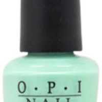 Women OPI Nail Lacquer - # NL B44 Gargantuan Green Grape Nail Polish