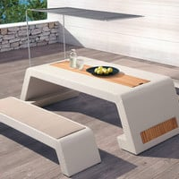 Emperor Outdoor Dining Set